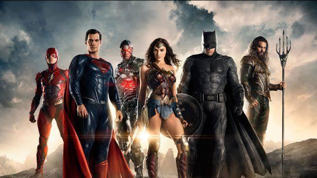 'Justice League 2'