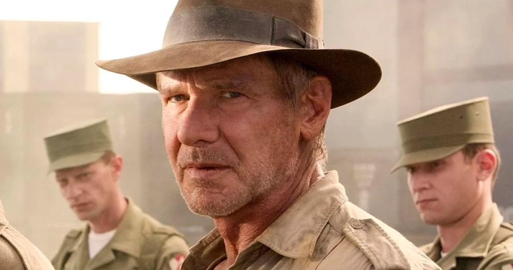 Indiana Jones (Harrison Ford)