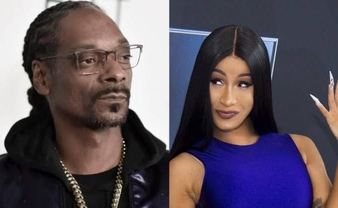 Snoop Dogg y Cardi B