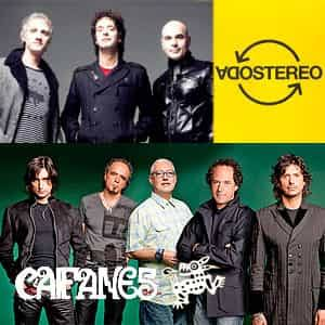 Caifanes y Soda Stereo