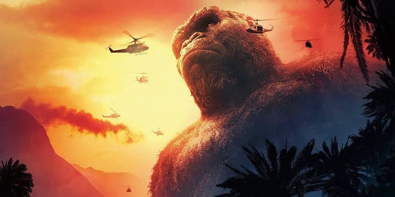 'Godzilla vs Kong'
