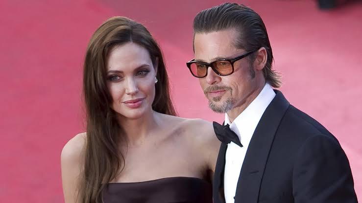 Angelina Jolie y Brad Pitt