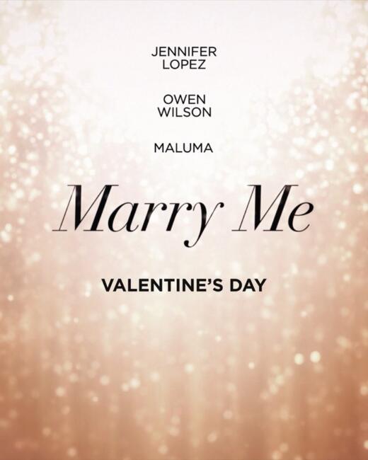 'Marry me'