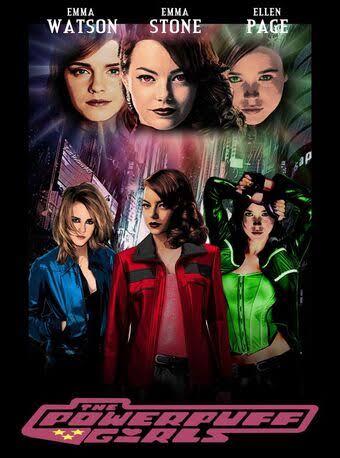 'Las Chicas Superpoderosas'