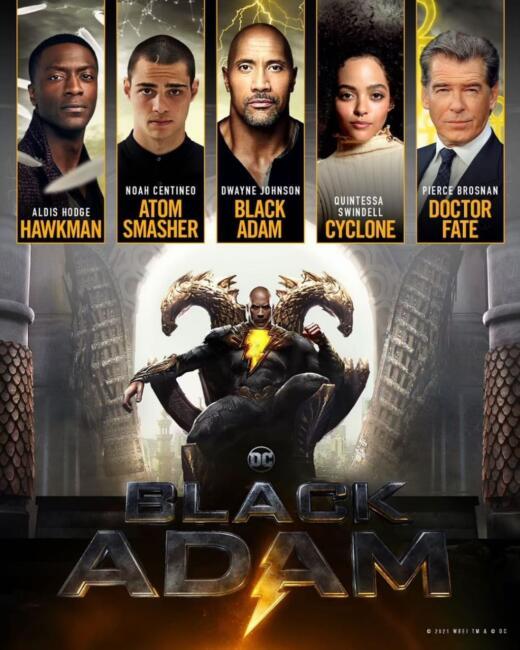 'Black Adam'