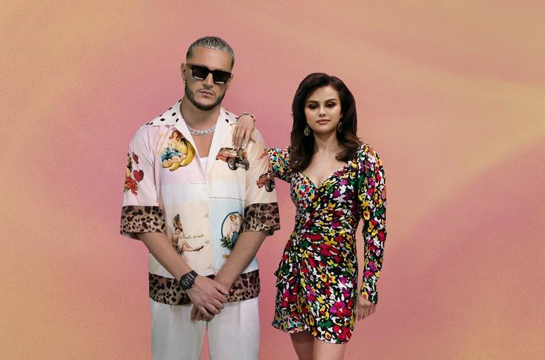 DJ Snake y Selena Gómez