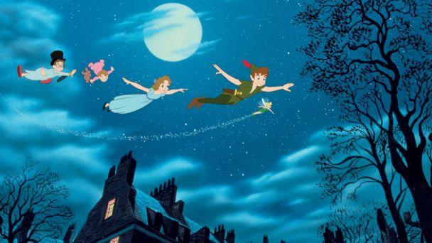 'Peter Pan y Wendy'