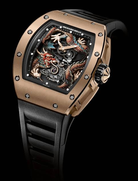 Reloj inspirado en Jackie Chan