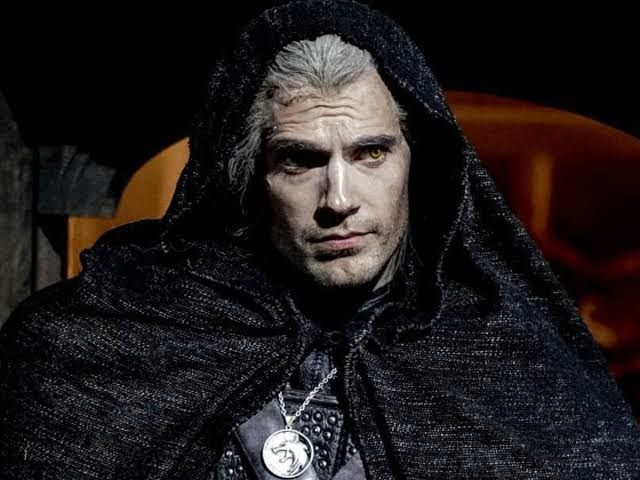 Henry Cavill 'The Witcher'