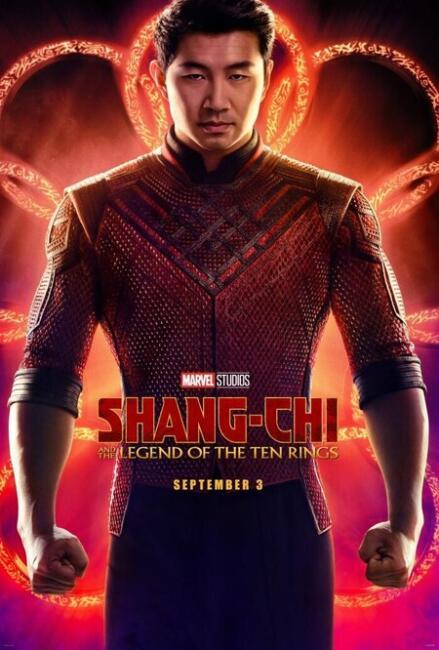 'Shang-Chi y la leyenda de los diez anillos'
