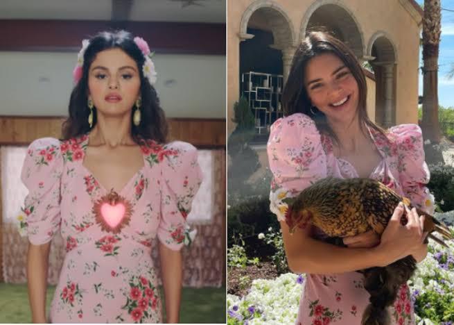 Selena Gómez y Kendall Jenner