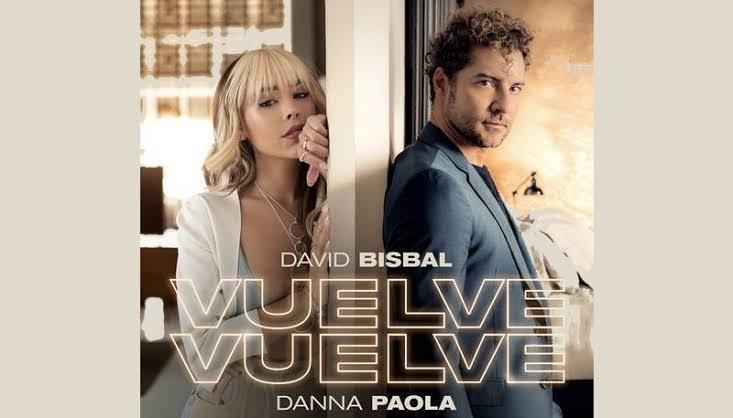 David Bisbal y Danna Paola