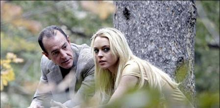 Lindsay Lohan y Michael Lohan