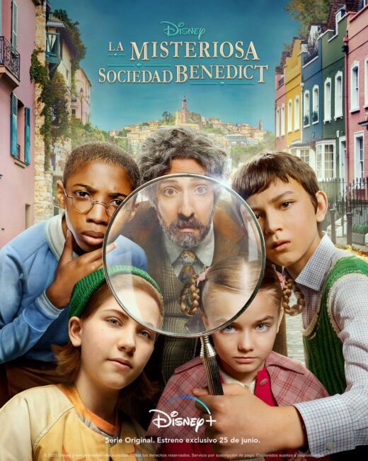 'La Misteriosa Sociedad Benedict'