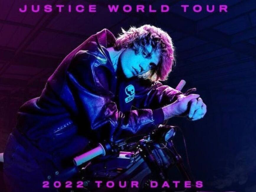 'Justice World Tour 2022'