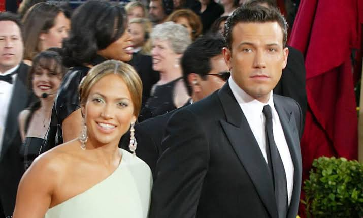 Ben Afleck y Jennifer López