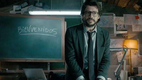'El Profesor'