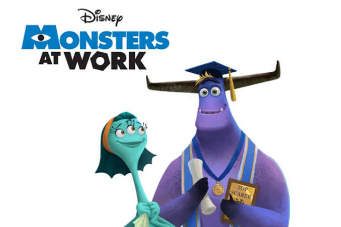 'Monsters At Work'