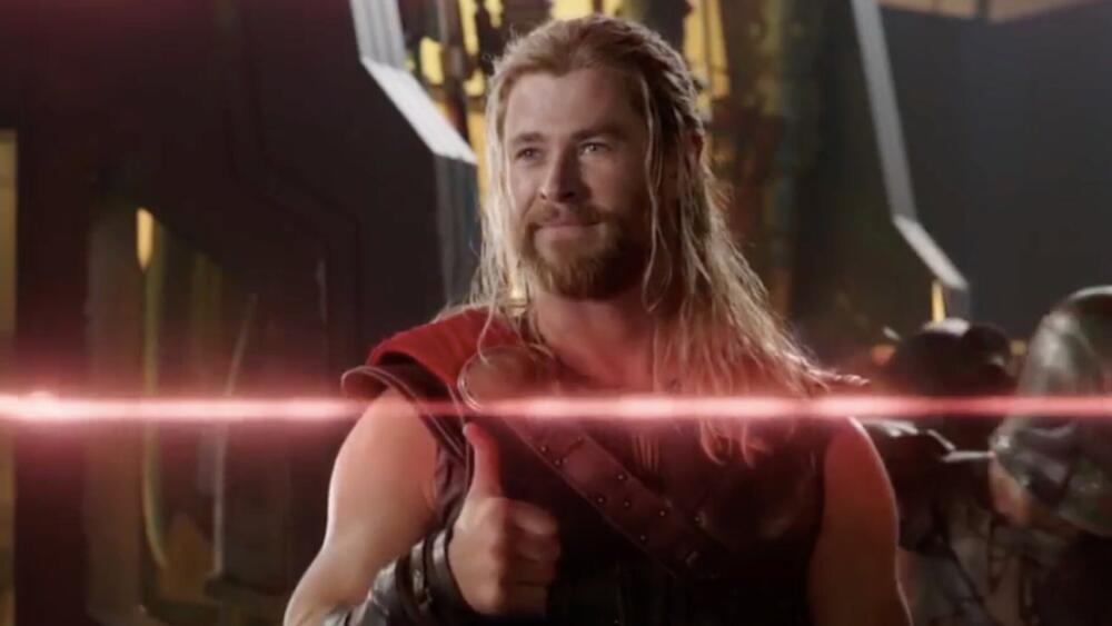 'Thor: love and thunder'