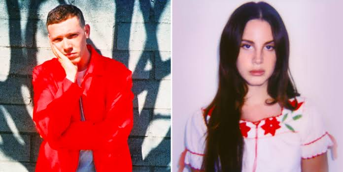 Lana Del Rey y Matt Maeson