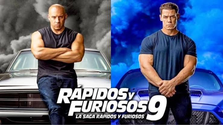 'Rápidos y Furiosos 9'