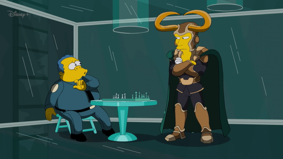 'The Good, The Bart, and The Loki'