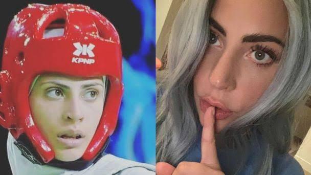 Julyana Al-Sadeq y Lady Gaga