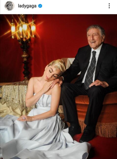 Lady Gaga y Tony Bennett