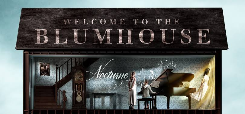 'Welcome to the Blumhouse'