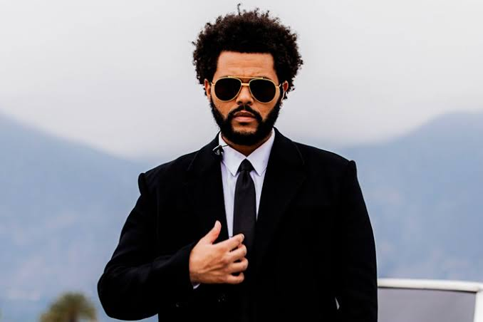 'The Weeknd'